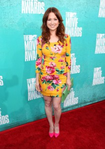 Actress and writer Ellie Kemper