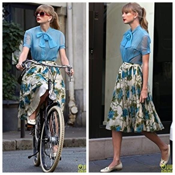Taylor Swift Begin Again Music Video Maude Style